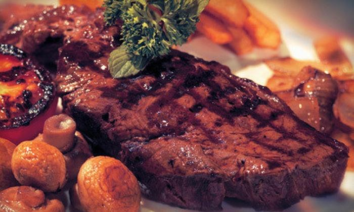 Luby's Pub & Steakhouse - Tinley Park: Dinner or Lunch Fare at Luby's Pub & Steakhouse (Half Off)