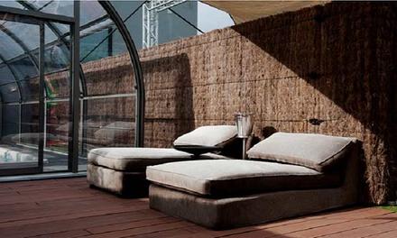 2 ou 3 heures de sauna privé pour 2 personnes, cava et tapas inclus, chez Aquaphia dès 94,99 €