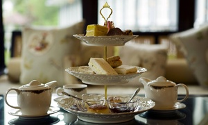Ravelston House: Afternoon Tea With Cocktails For Two or Four at Ravelston House