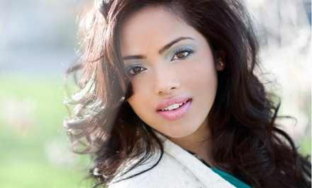$55 for a Haircut Package with Color or Partial Highlights at Epique - Shawna Boyle ($135 Value)