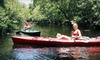 The Canoe Outpost on the Little Manatee River - Ruskin: 5-Mile Kayak or Canoe Trip Down Little Manatee River from Canoe Outpost (Up to 51% Off). Two Options Available.