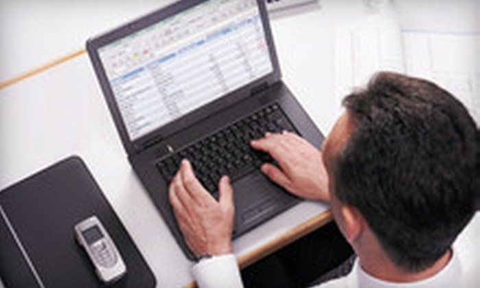 Excel With Business - San Francisco: Accredited Online Microsoft Excel Training Course and Test for 1 or 10 People from Excel With Business (Up to 93% Off)