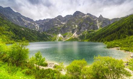 Tatry: 1-7 nocy dla 2 lub 3 osób z wyżywieniem w willi Grota Zbójnicka