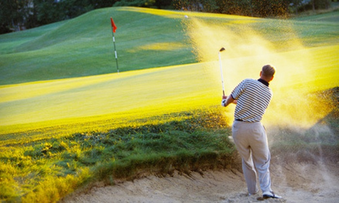 Evanston Wilmette Community Golf Course - Evanston: Two or Four 18-Hole Rounds of Golf at Evanston Wilmette Community Golf Course (Up to 60% Off)