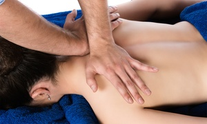 CA Medical (London) ltd.: Choice of Massages or Physio Sessions with Analysis and Ultrasound at CA Medical (Up to 69% Off)
