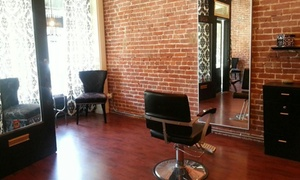 Reign Salon: Blowout Session with Shampoo and Deep Conditioning from REIGN Salon (56% Off)