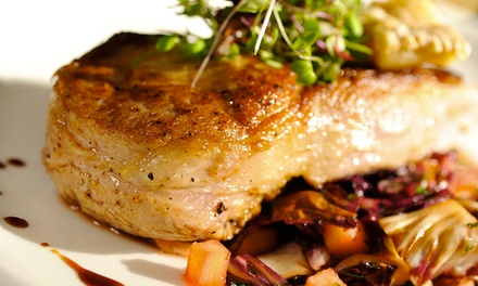 Four-Course Prix Fixe Italian Dinner for Two or Four at Sofia Italian Grill (Up to 60% Off)