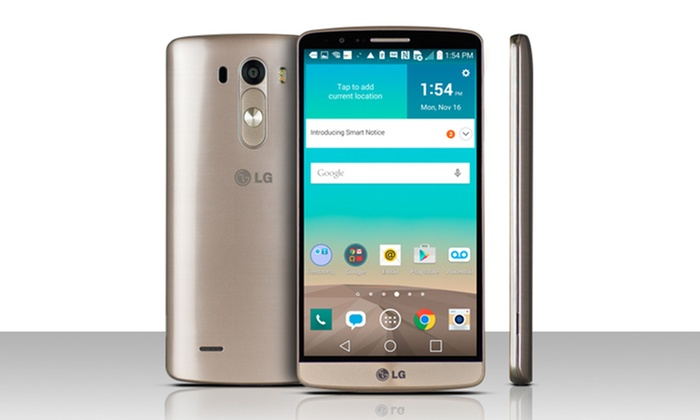 LG Smartphone for FreedomPop   Groupon Goods