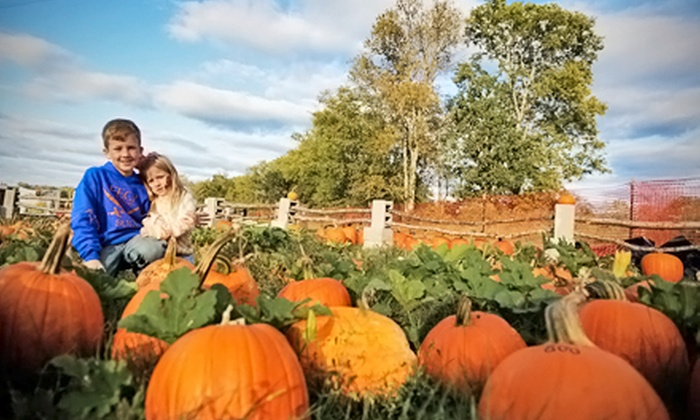 Shuckle's Corn Maze & Pumpkin Patch - Gallatin: $19.99 for a Corn-Maze Visit for Two with $15 in Shuckle Bucks at Shuckle's Corn Maze & Pumpkin Patch (Up to $39 Value)