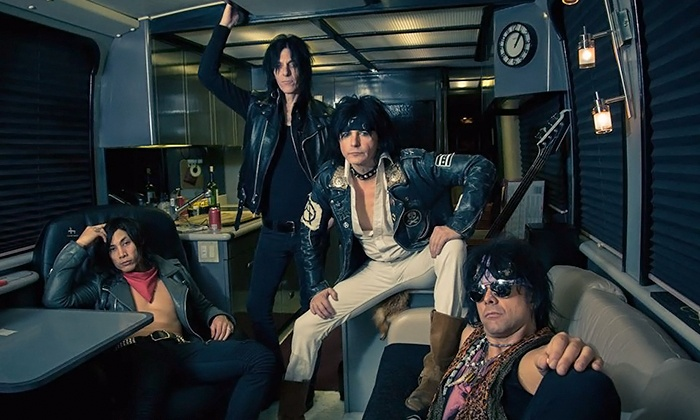 LA Guns - Diesel Concert Lounge: L.A. Guns at Diesel Concert Lounge on Friday, October 24 (Up to 64% Off)