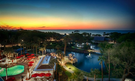 Groupon Deal: Stay at Sonesta Resort Hilton Head Island on Hilton Head Island, SC. Dates Available into February.