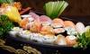 Up to 56% Off at Drunken Fish Sushi Lounge