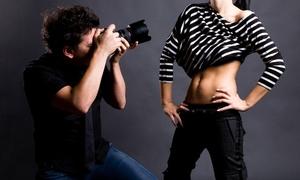 Interstudio: Fotoshoot van 45 min. in thema naar keuze incl. 3 afdrukken bij Interstudio