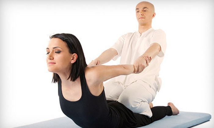 Karmady Yoga & Massage LLC - Garden District: One or Two 60-Minute Thai Massages at Karmady Yoga & Massage LLC (Up to 54% Off)