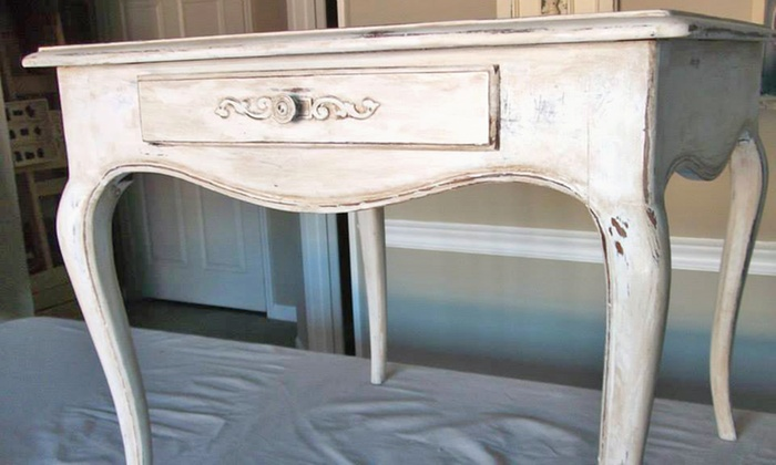 Decorating Magic Nashville - Brentwood: Advanced, Chalk, or Latex Furniture-Painting Class for Two at Decorating Magic Nashville (Up to 64% Off)