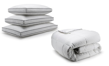 Canada Goose trillium parka sale store - White Goose Feather Duvet - Canadian Down & Feather Company | Groupon