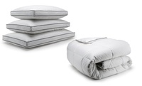 Gel Mircofibre Duvet or Pillows at Canadian Down & Feather Company Inc. (Up to 66% Off). 7 Options Available.