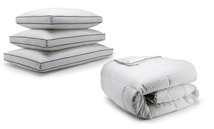 Canadian Down & Feather Company Inc.: Gel Mircofibre Duvet or Pillows at Canadian Down & Feather Company Inc. (Up to 66% Off). 7 Options Available.