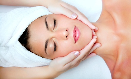 Facial and Massage Packages at Skin Station Spa (Up to 62% Off). Three Options Available.