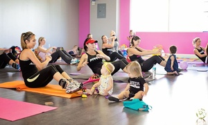 Mommycise Fitness Palmetto Bay: Five Fitness Classes at Mommycise Fitness Plametto Bay (65% Off)