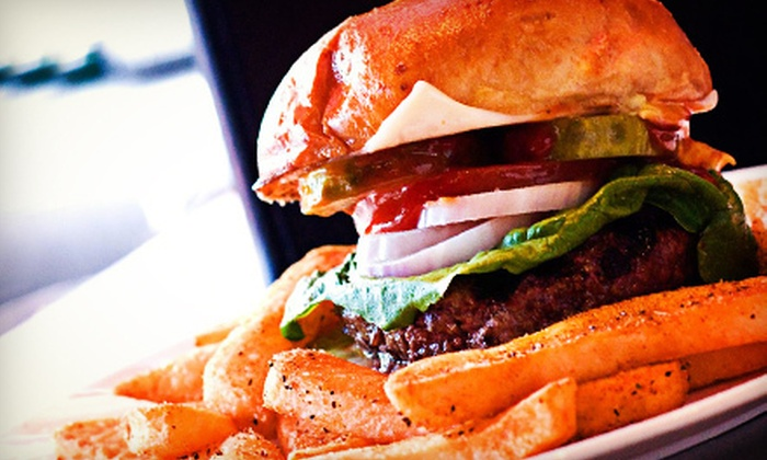 Red Zone - Center City East: Pub Food for Two, Four, or More at Red Zone (Up to 58% Off)