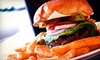Up to 58% Off Pub Food at Red Zone