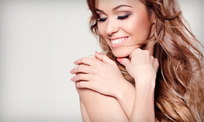 Clayton Med Spa - St Louis: $99 for a Venus Freeze Skin-Tightening Treatment at Clayton Med Spa ($500 Value)