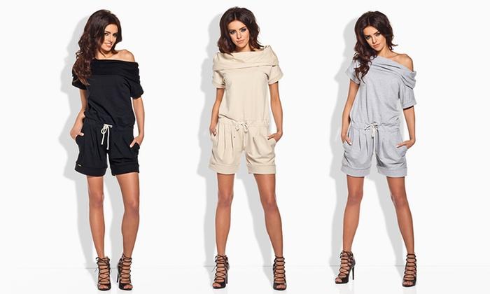 Fabulous Korte dames-jumpsuits | Groupon Goods #ZQ85