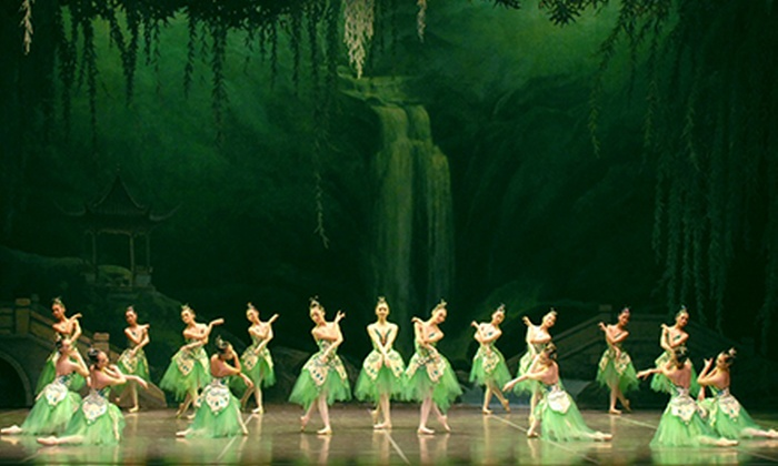 "Shanghai Ballet's ""The Butterfly Lovers"" - Downtown: Shanghai Ballet's ""The Butterfly Lovers"" at Music Hall Center on October 20 at 4 p.m. (Up to 70% Off)"