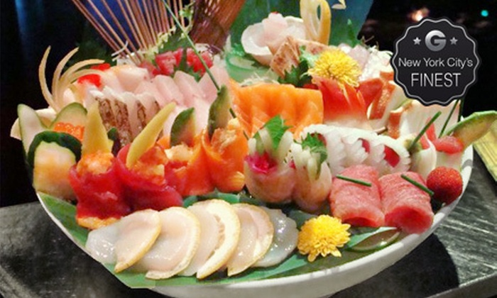Fushimi - Greenpoint: $55 for a Michelin-Recommended Japanese Fusion Dinner for Two at Fushimi (Up to $114 Value)