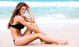 Tan Spa: Tanning, Body Wrap, or Spa Services at Tan Spa (Up to 84% Off). Four Options Available.