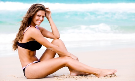 Tanning, Body Wrap, or Spa Services at Tan Spa (Up to 84% Off). Four Options Available.