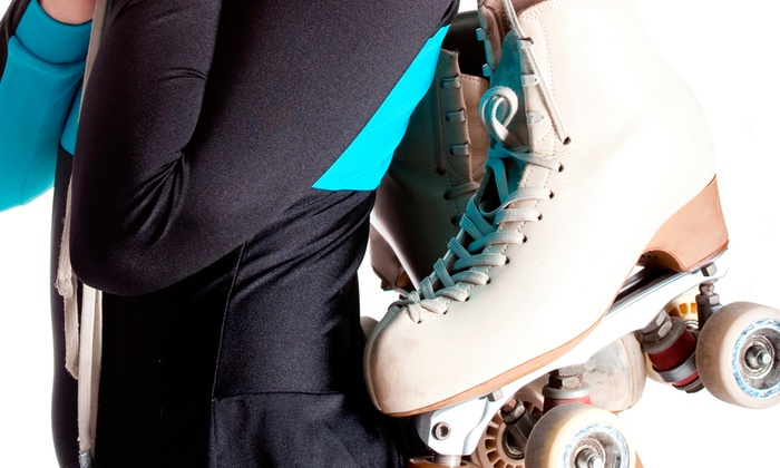 Kate's Skating Rink - Multiple Locations: Skate Rental and Admission for 2 or 4 on Thursday–Monday or Tuesday–Wednesday at Kate's Skating Rink (Up to 59% Off)