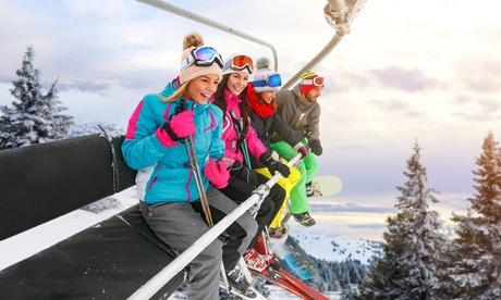 Alquiler de equipo de esquí o snowboard por 1, 2 o 3 días desde 8,95 € en Solo Snow