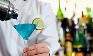 Black Carpet Events: Bartending Services with Option for a Portable Bar (Up to 56% Off). Four Options Available.