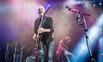 Peter Frampton & The Doobie Brothers at The Amphitheater at The Wharf on Saturday, July 19 (Up to 48% Off)