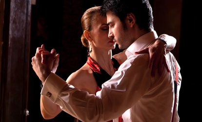 image for Five Dance Lessons for One or Two at Floating on a Melody Ballroom (Up to 55% Off)