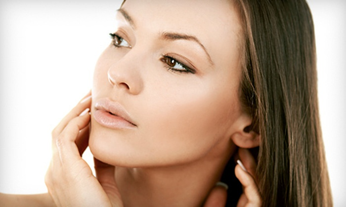 The OC Center for Facial Plastic Surgery - Irvine Medical and Science Complex: $199 for Fractional-Laser Facial Skin Resurfacing at The OC Center for Facial Plastic Surgery in Irvine ($2,099 Value)