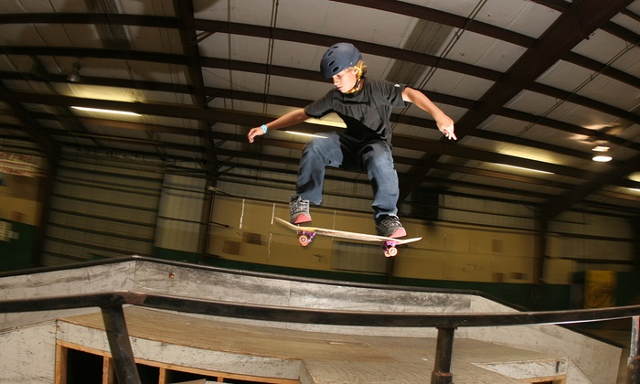 2nd Nature - Peekskill: $249 for a Five-Day Skate Camp at 2nd Nature ($500 Value)