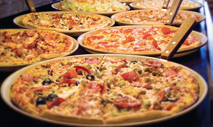 Pizza and Buffet at Pizza Ranch - Pizza Ranch | Groupon