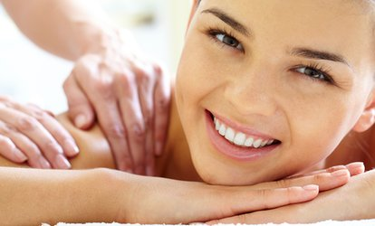image for Massage and Body Wrap for £19 at Empathy Health Studio