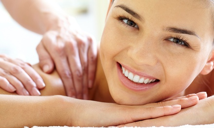$85 for a Swedish or Deep-Tissue Massage and Facial at LaVida Massage of Sunnyvale ($173.95 Value)