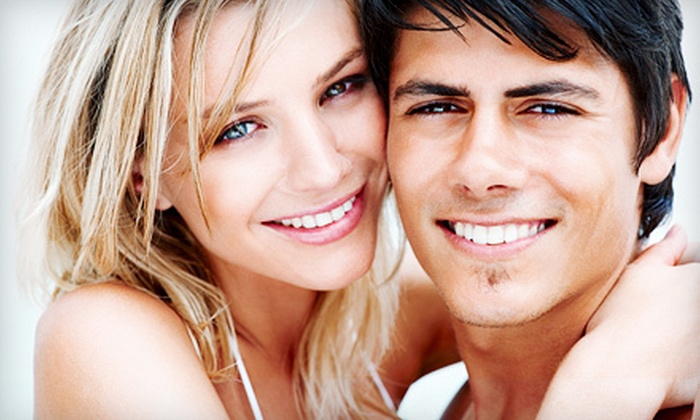 LAVA Tanning & Massage - Multiple Locations: $49 for a NightBright At-Home Teeth-Whitening Kit with a Touchup Pen from Lava Tanning & Massage ($170 Value)