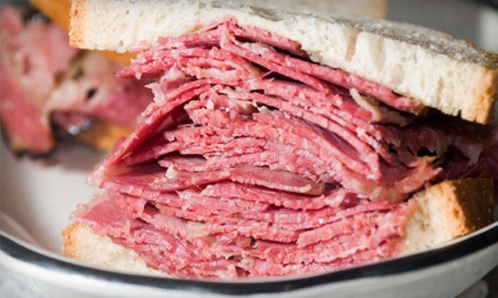 Jason's Deli - Asheville: $6 for $12 Worth of Deli Food at Jason's Deli