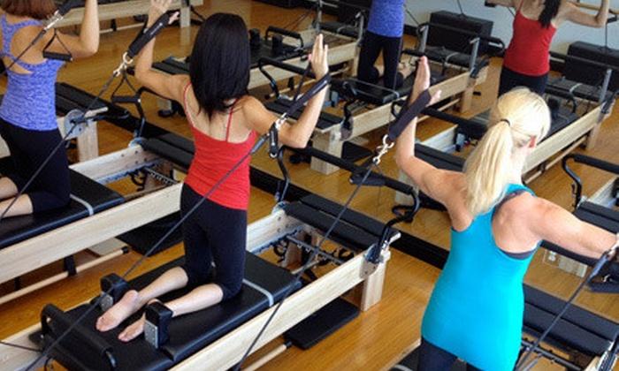 X-Treme Pilates - La Canada Flintridge: Three or Five Pilates Reformer Classes at X-Treme Pilates (Up to 75% Off)