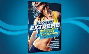 Dance Fit Extreme 4-DVD Set