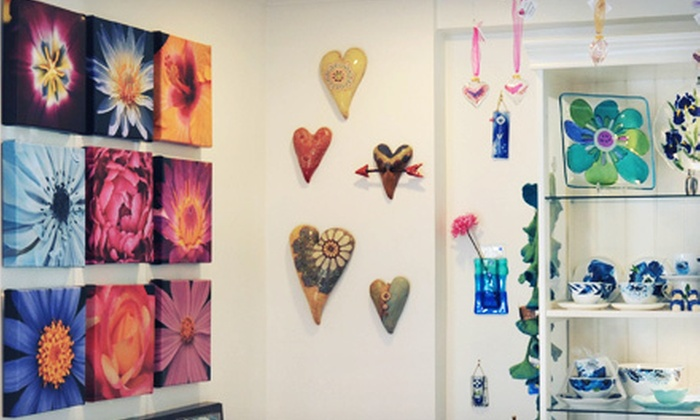 Blooming Hearts Treasure Shop - Westwood: Gifts for Women, Children, and the Home at Blooming Hearts Treasure Shop (Half Off). Two Options Available.