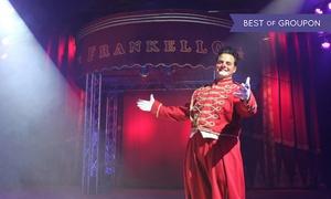 Circus Frankello: 1 Ticket für den Circus Frankello im Februar und März 2017 auf dem BUGA-Gelände (bis zu 50% sparen)