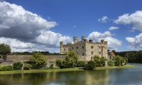 Child or Adult Entry to the Warwick Castle, Stratford, Oxford and the Cotswolds Tour with Premium Tours (52% Off)