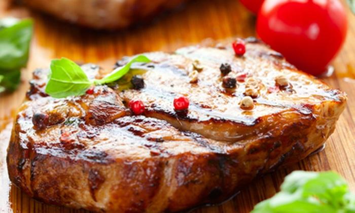 Restaurant Fatamorgana - Essen: Orientalisches 3-Gänge-Menü à la carte für Zwei im Restaurant Fata Morgana ab 27,90 €